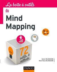 La boîte à outils du mind mapping : 72 outils & méthodes