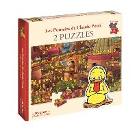 Les poussins de Claude Ponti : deux puzzles