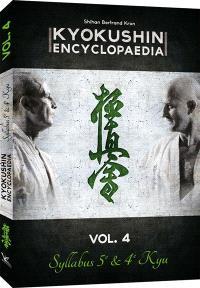 Kyokushin encyclopaedia. Volume 4, Syllabus 5e & 4e Kyu