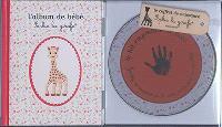 Le coffret de naissance Sophie la girafe