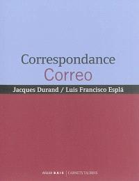 Correspondance = Correo