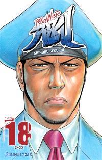 Prisonnier Riku. Volume 18, Choix