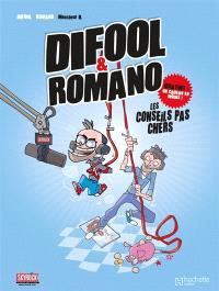 Difool & Romano. Volume 1, Les conseils pas chers