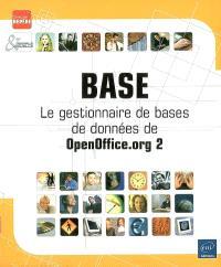 Base : le gestionnaire de bases de données de OpenOffice.org 2