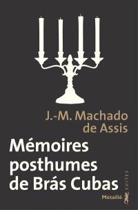 Mémoires posthumes de Bras Cubas