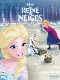 La reine des neiges. Volume 7, L'aurore boréale