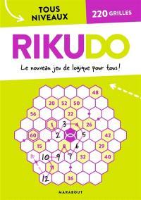 Rikudo : tous niveaux : 220 grilles