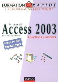 Access 2003 : fonctions avancées
