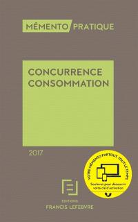 Concurrence, consommation 2017