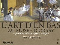 L'art d'en bas au musée d'Orsay : la fantastique collection Hippolyte de L'Apnée : le catalogue raisonné