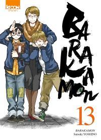 Barakamon. Volume 13