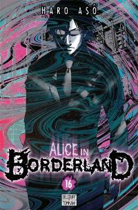 Alice in Borderland. Volume 16