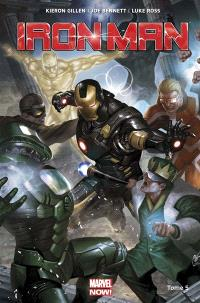 Iron Man. Volume 5, Les anneaux du Mandarin
