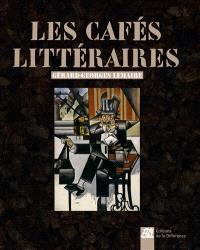 Les cafés littéraires