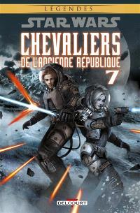 Star Wars : chevaliers de l'Ancienne République. Volume 7, La destructrice