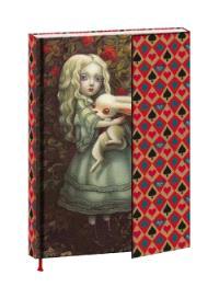 Alice au pays des merveilles : carnet