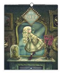 Alice : calendrier 2017