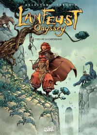 Lanfeust odyssey. Volume 8, Tseu-Hi la gardienne