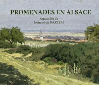 Promenades en Alsace : aquarelles de Fernand de Dartein