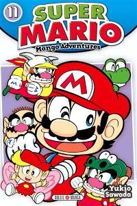 Super Mario : manga adventures. Volume 11