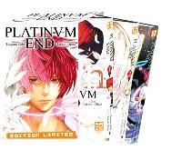 Platinum end : pack tome 1 à 3