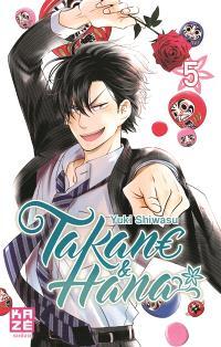 Takane & Hana. Volume 5