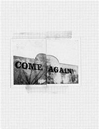 ROBERT FRANK COME AGAIN /ANGLAIS