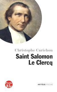Saint Salomon Le Clercq