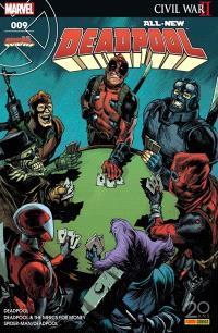 All-New Deadpool. n° 9