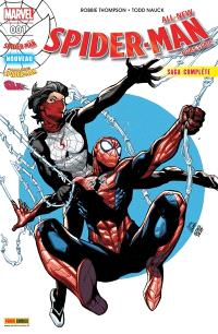 All-New Spider-Man, hors série. n° 1, The amazing Spider-Man & Silk : saga complète