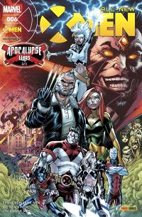 All-New X-Men. n° 6, Couverture 2