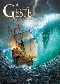 La geste des chevaliers dragons. Volume 23, La mer close