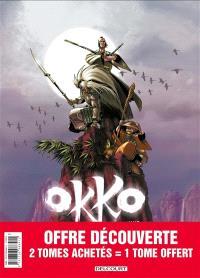 Okko : pack 30 ans T1 à T3