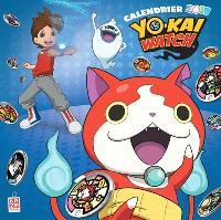 Yo-kai watch : calendrier 2017