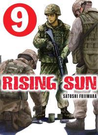 Rising sun. Volume 9