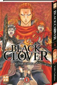 Black Clover. Volume 4