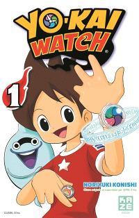 Yo-kai watch. Volume 1