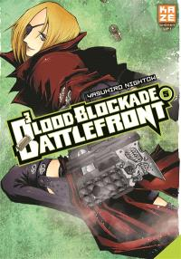 Blood blockade battlefront. Volume 5, Le jour le plus long de la vie de Z