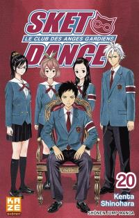 Sket Dance : le club des anges gardiens. Volume 20