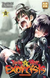 Twin star exorcists. Volume 8