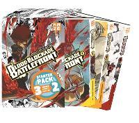 Blood blockade battlefront : starter pack