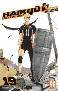Haikyu !! : les as du volley. Volume 19