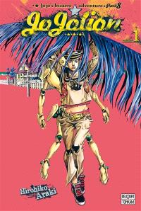 Jojolion : Jojo's bizarre adventure. Volume 1