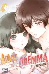 Love X dilemma. Volume 4