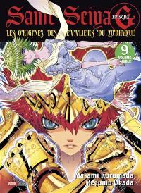 Saint Seiya, épisode G : les origines des chevaliers du zodiaque : volume double. Volume 9