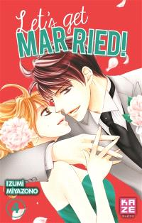 Let's get married !. Volume 4