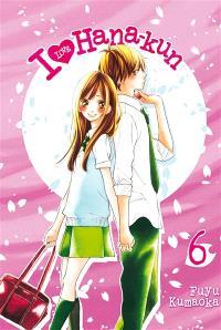 I love Hana-kun. Volume 6
