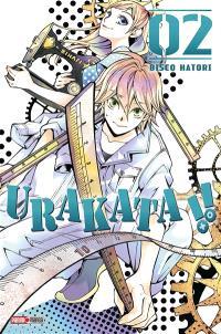 Urakata !!. Volume 2