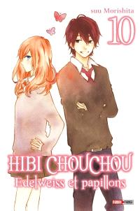 Hibi Chouchou : edelweiss et papillons. Volume 10