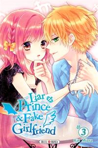 Liar prince & fake girlfriend. Volume 3